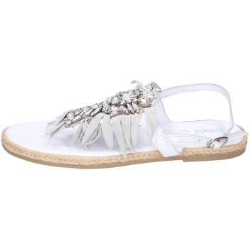 kengät Tytöt Sandaalit ja avokkaat Holalà BH20 Valkoinen