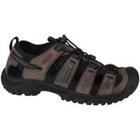 kengät Miehet Urheilusandaalit Keen Targhee III Sandal Grise