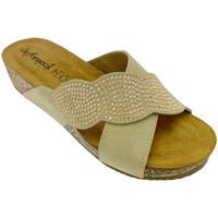 kengät Naiset Sandaalit De Fonseca DEFONCERVIAbei bianco