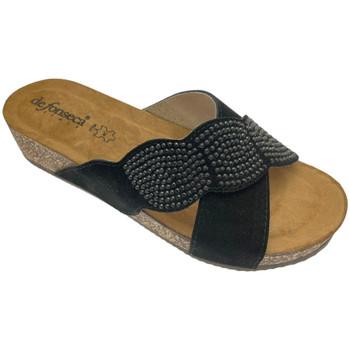 kengät Naiset Sandaalit De Fonseca DEFONCERVIAner nero