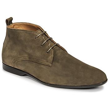 kengät Miehet Bootsit Carlington EONARD Khaki