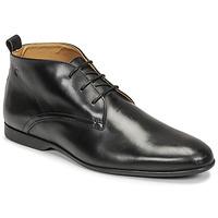 kengät Miehet Bootsit Carlington EONARD Musta