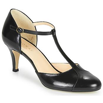 kengät Naiset Korkokengät Jonak BLOUTOU Black