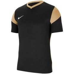 vaatteet Miehet Lyhythihainen t-paita Nike Drifit Park Derby 3 Mustat