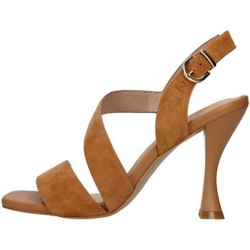 kengät Naiset Sandaalit ja avokkaat Luciano Barachini GL263R BROWN