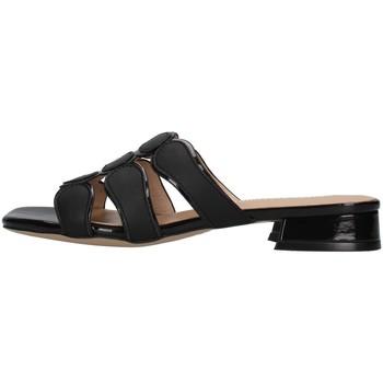 kengät Naiset Sandaalit Luciano Barachini GL292A BLACK