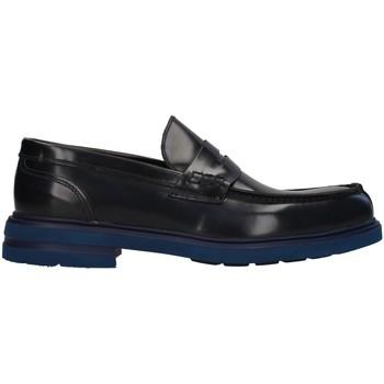 kengät Miehet Mokkasiinit Antony Sander 100 BLUE