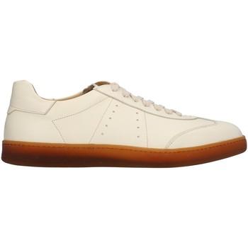 kengät Miehet Matalavartiset tennarit Rossano Bisconti 463-02 WHITE