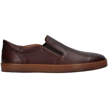 kengät Miehet Mokkasiinit Rossano Bisconti 353-10 BROWN