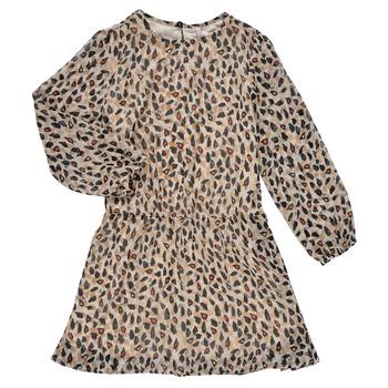 vaatteet Tytöt Lyhyt mekko Only KONIZABELLA Monivärinen