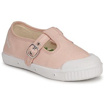 kengät Lapset Matalavartiset tennarit Springcourt MS1 CLASSIC K1 Pink
