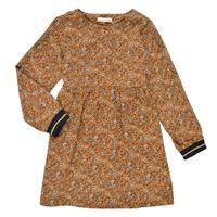 vaatteet Tytöt Lyhyt mekko Name it NKFKRINFRA LS DRESS Oranssi