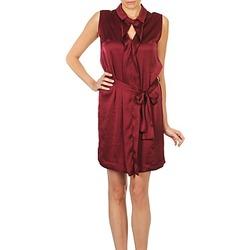 vaatteet Naiset Lyhyt mekko Lola ROSE ESTATE Bordeaux