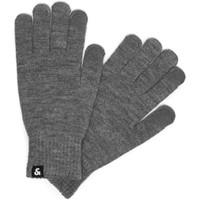Asusteet / tarvikkeet Pojat Hanskat Jack & Jones Gants  Knitted gris