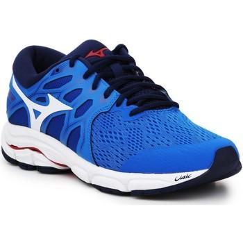 kengät Miehet Juoksukengät / Trail-kengät Mizuno Wave Equate 4 J1GC204801 navy