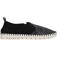 kengät Naiset Tennarit Ska 21PERLAGS6 BLACK