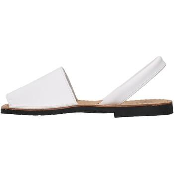 kengät Naiset Sandaalit ja avokkaat Ska 21IBIZADN WHITE