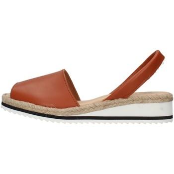 kengät Naiset Sandaalit ja avokkaat Ska 21CORFUNM BROWN
