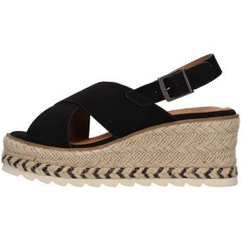 kengät Naiset Sandaalit ja avokkaat Refresh 72854 BLACK