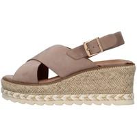 kengät Naiset Sandaalit ja avokkaat Refresh 72854 BEIGE