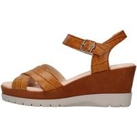 kengät Naiset Sandaalit ja avokkaat CallagHan 29004 BROWN