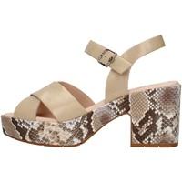 kengät Naiset Sandaalit ja avokkaat CallagHan 28800 BEIGE
