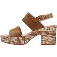 kengät Naiset Sandaalit ja avokkaat CallagHan 28801 BROWN