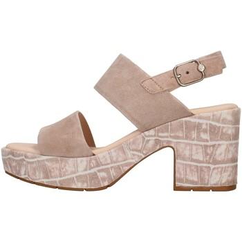 kengät Naiset Sandaalit ja avokkaat CallagHan 28801 BEIGE