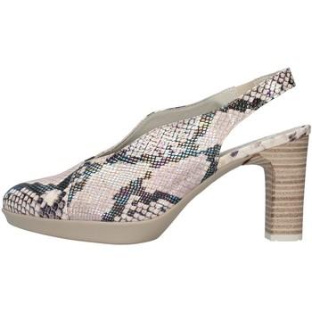 kengät Naiset Korkokengät CallagHan 27004 GREY