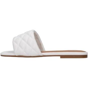 kengät Naiset Sandaalit Steve Madden PORTERR WHITE