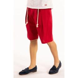 vaatteet Miehet Shortsit / Bermuda-shortsit Takeshy Kurosawa  Punainen