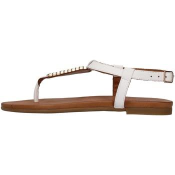 kengät Naiset Sandaalit ja avokkaat Inuovo 101143 WHITE