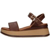 kengät Naiset Sandaalit ja avokkaat Inuovo 774011 BROWN