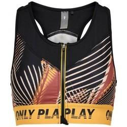 vaatteet Naiset Urheiluliivit Only Play TOP SPORT MUJER ONLYPLAY 15224031 Monivärinen