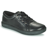 kengät Lapset Matalavartiset tennarit Birkenstock ARRAN KIDS Musta