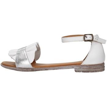 kengät Naiset Sandaalit ja avokkaat Bueno Shoes 20WN5021 WHITE