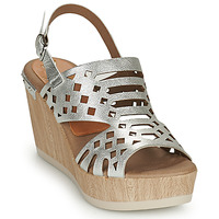 kengät Naiset Sandaalit ja avokkaat Dorking SALMA Hopea