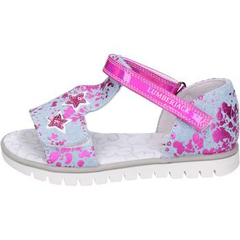 kengät Tytöt Sandaalit ja avokkaat Lumberjack Sandaalit BH61 Turkoosi