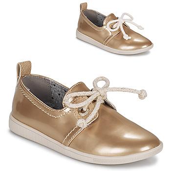 kengät Lapset Matalavartiset tennarit Armistice VOLT ONE Kulta