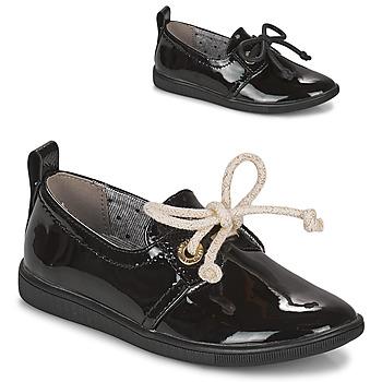 kengät Lapset Matalavartiset tennarit Armistice VOLT ONE Musta