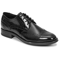 kengät Miehet Derby-kengät Carlington LOUVIAN Musta