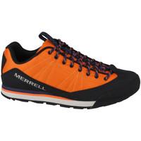 kengät Miehet Vaelluskengät Merrell Catalyst Storm Orange