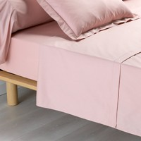 Koti Lakanat Douceur d intérieur PERCALINE Vaaleanpunainen