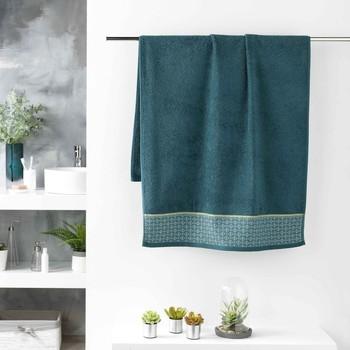 Koti Pyyhkeet ja pesukintaat Douceur d intérieur BELINA Sininen