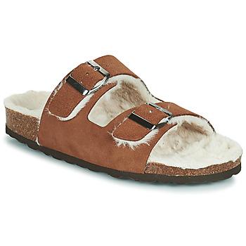 kengät Naiset Tossut Casual Attitude NEW Ruskea