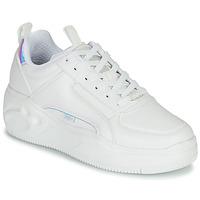 kengät Naiset Matalavartiset tennarit Buffalo FLAT SMPL 2.0 Valkoinen