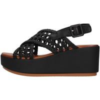 kengät Naiset Sandaalit ja avokkaat Inuovo 123064 BLACK