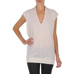 vaatteet Naiset Tunika Joseph V NK TUNIC White