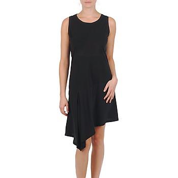 vaatteet Naiset Lyhyt mekko Joseph LEENA Black