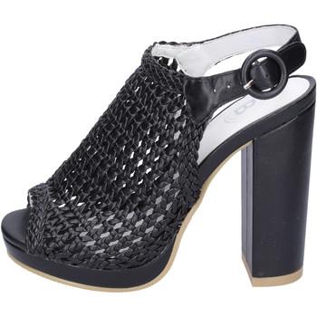 kengät Naiset Sandaalit ja avokkaat Laura Biagiotti BH84 Musta